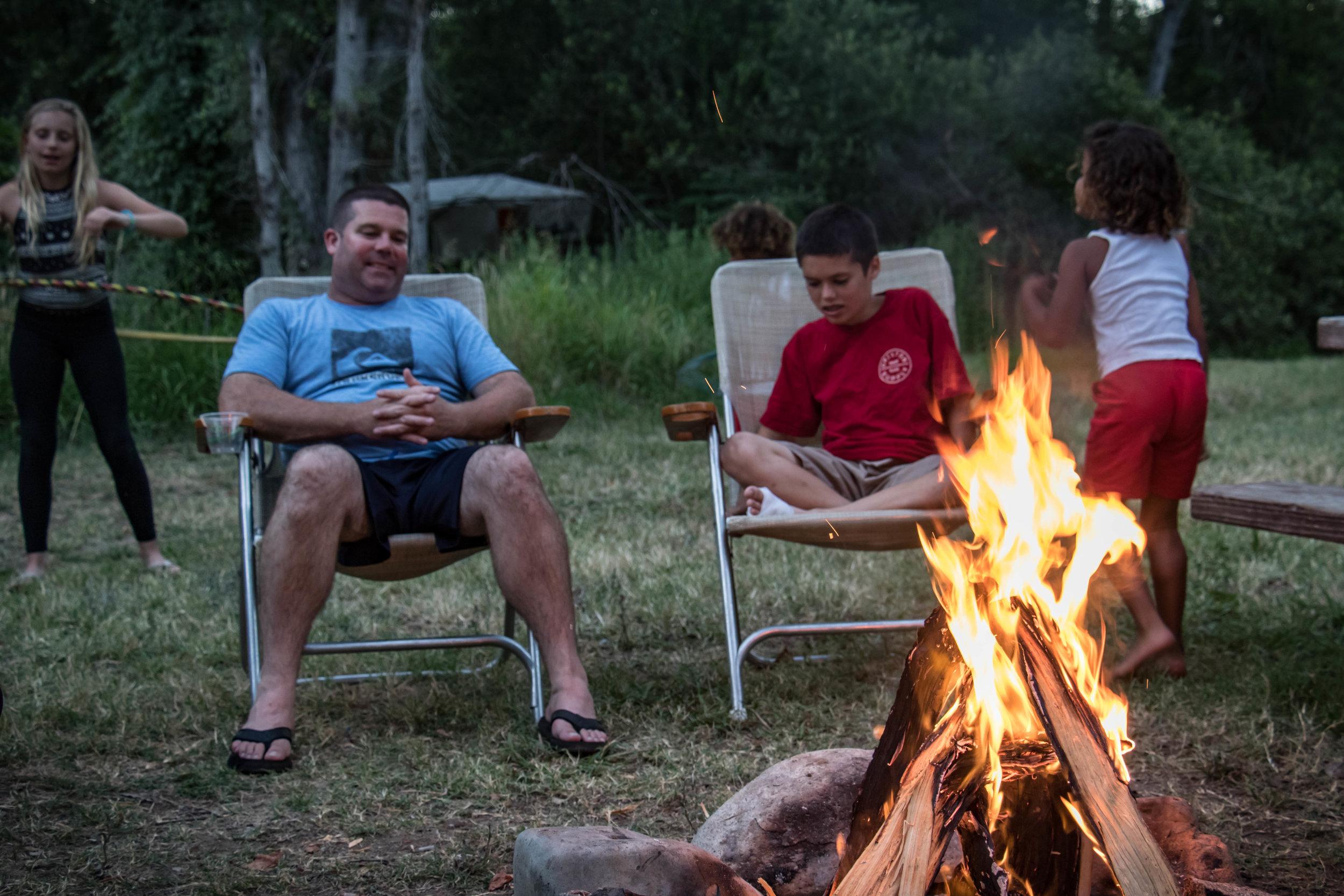 Camping Vacations