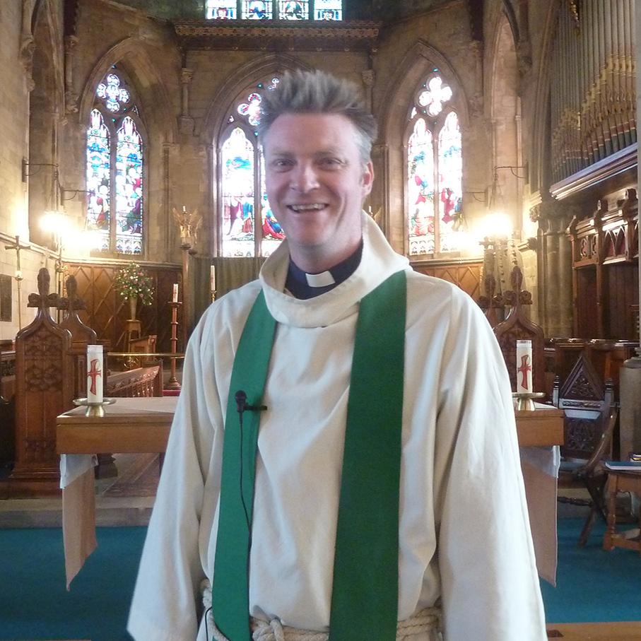 Rev Adam Reed – vicar