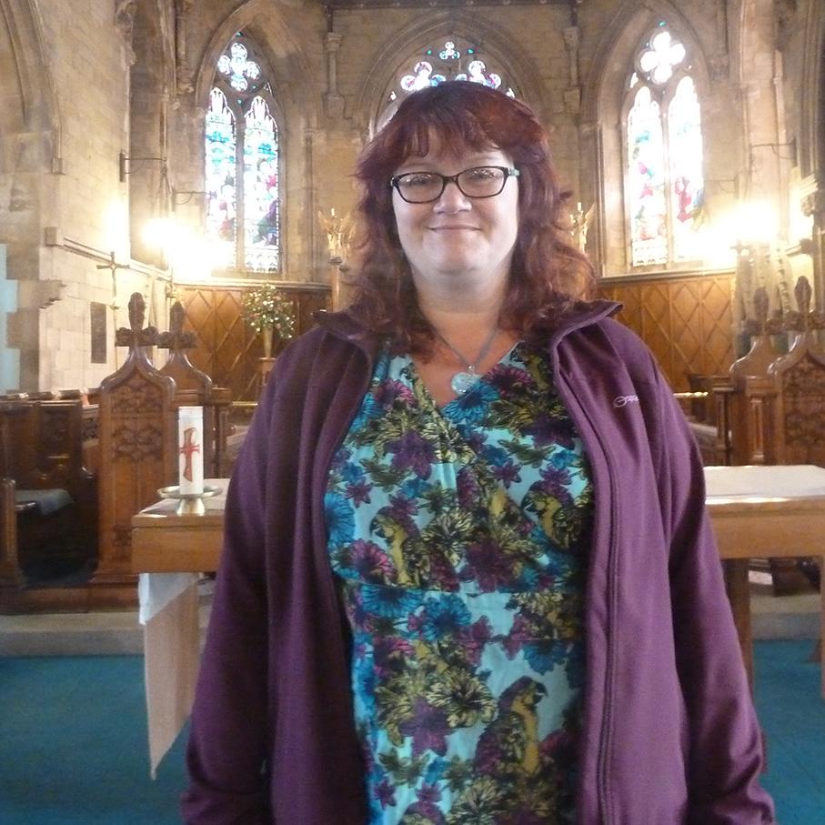 Christine Pollard - Parish Administrator