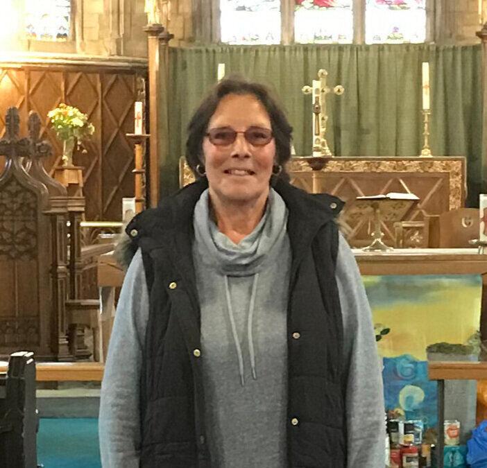 linda johnson – church warden