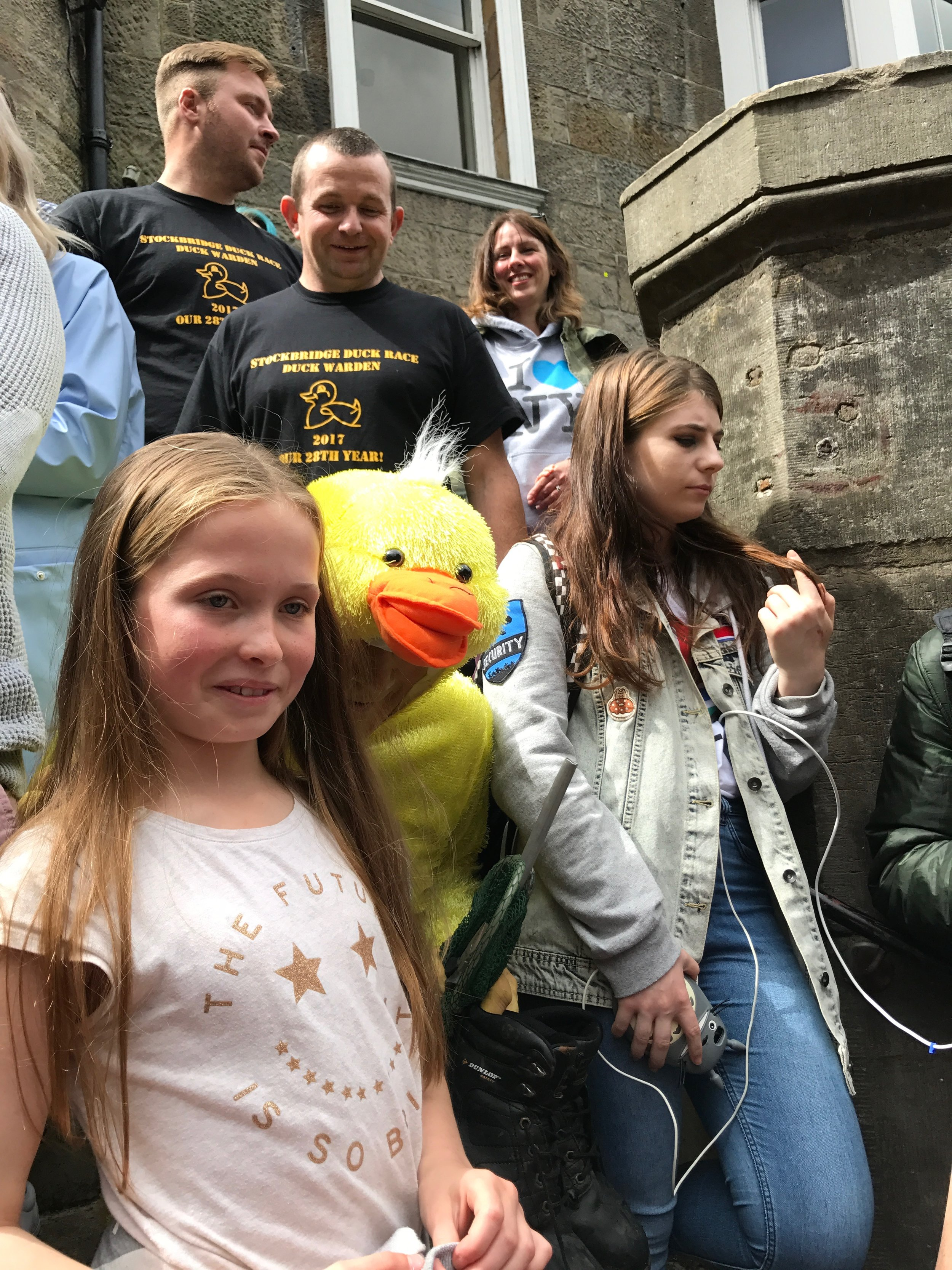Stockbridge Duck Race 2017