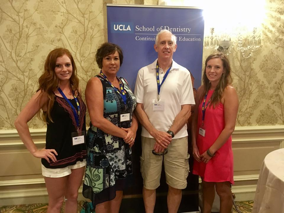 As summer comes to an end we would like to recap on some of our summer events. This year our office went to the UCLA Dental Symposium conference in Hawaii to expand our education and advance our knowledge and skills in dentistry. Some of the topics at the conference that we found to be valuable for our patients were updating perio health and all ceramic implants. In the conference on perio health and procedures we learned some updated information on regenerating tissue. We were also educated on all ceramic implants and discovered with this implant there are no prosthetic connections where bacteria can grow. This can lead to better gum health and the implants are 100% white.  While on the Main Island in Hawaii we used our free time to discover some of the island. A couple of our favorite places that we went were the Kilauea Crater & the botanical gardens. The Kilauea crater is the youngest and most active volcano. After we toured the crater we ate at the The Rim, which is located in the Volcano House hotel and overlooks the crater. At the Hawaii Tropical Botanical Garden we saw many different tropical plants and a few amazing waterfalls.  We are excited to bring what we learned from this conference back to our patients as we strive to advance the care we provide to you! This was an amazing opportunity for our office to not only gain valuable information in dentistry, but to bring us closer as a team. We hope everybody had a great summer!