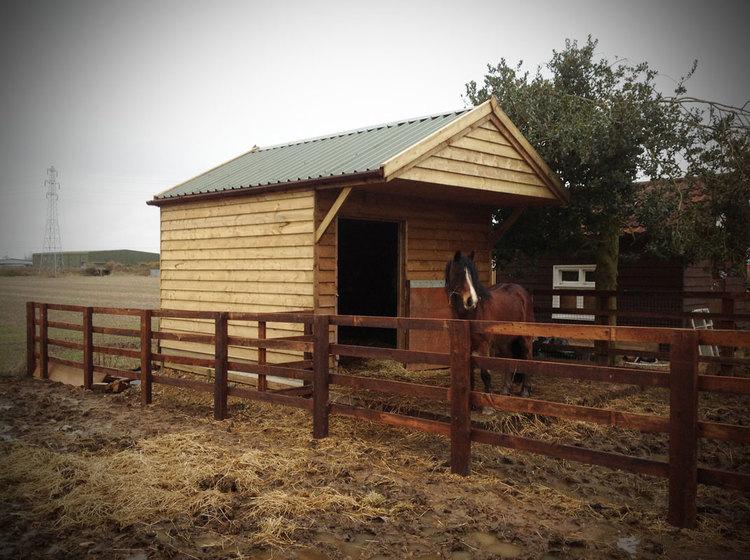 We specialise in bespoke animal housing