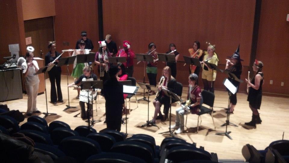 Copy of Flute Choir Lexington