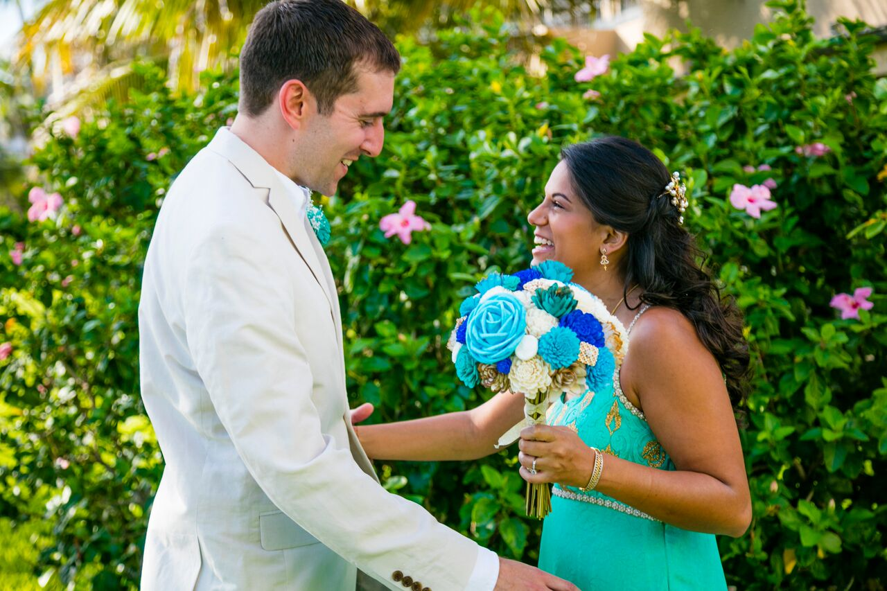 Priya & Matt's Wedding