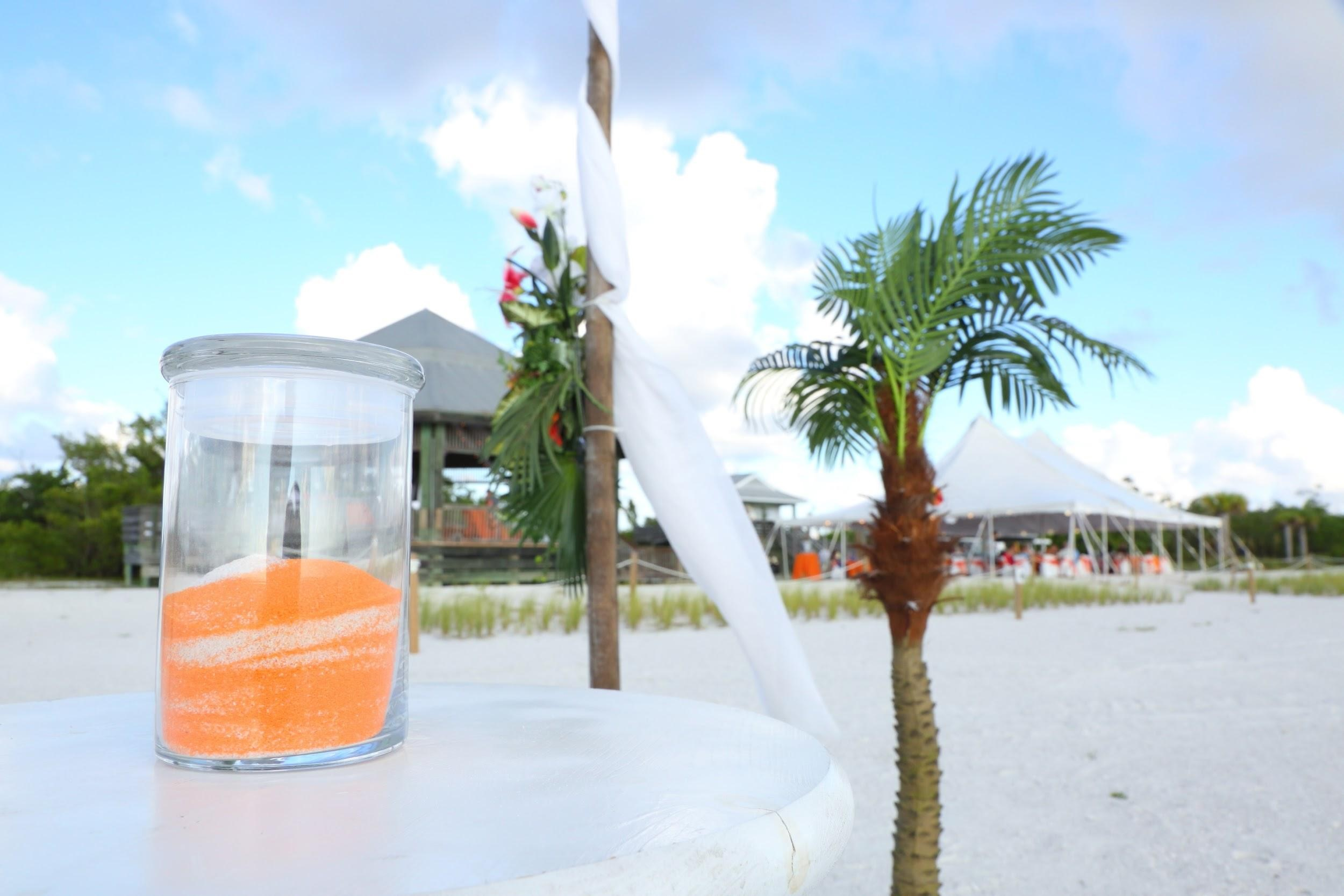 The Sand Ceremony to match!