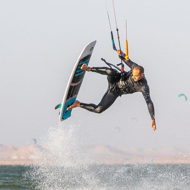 💨 🏄🏽♂️ #kiteboarding #dakhla #provoke #strapless
