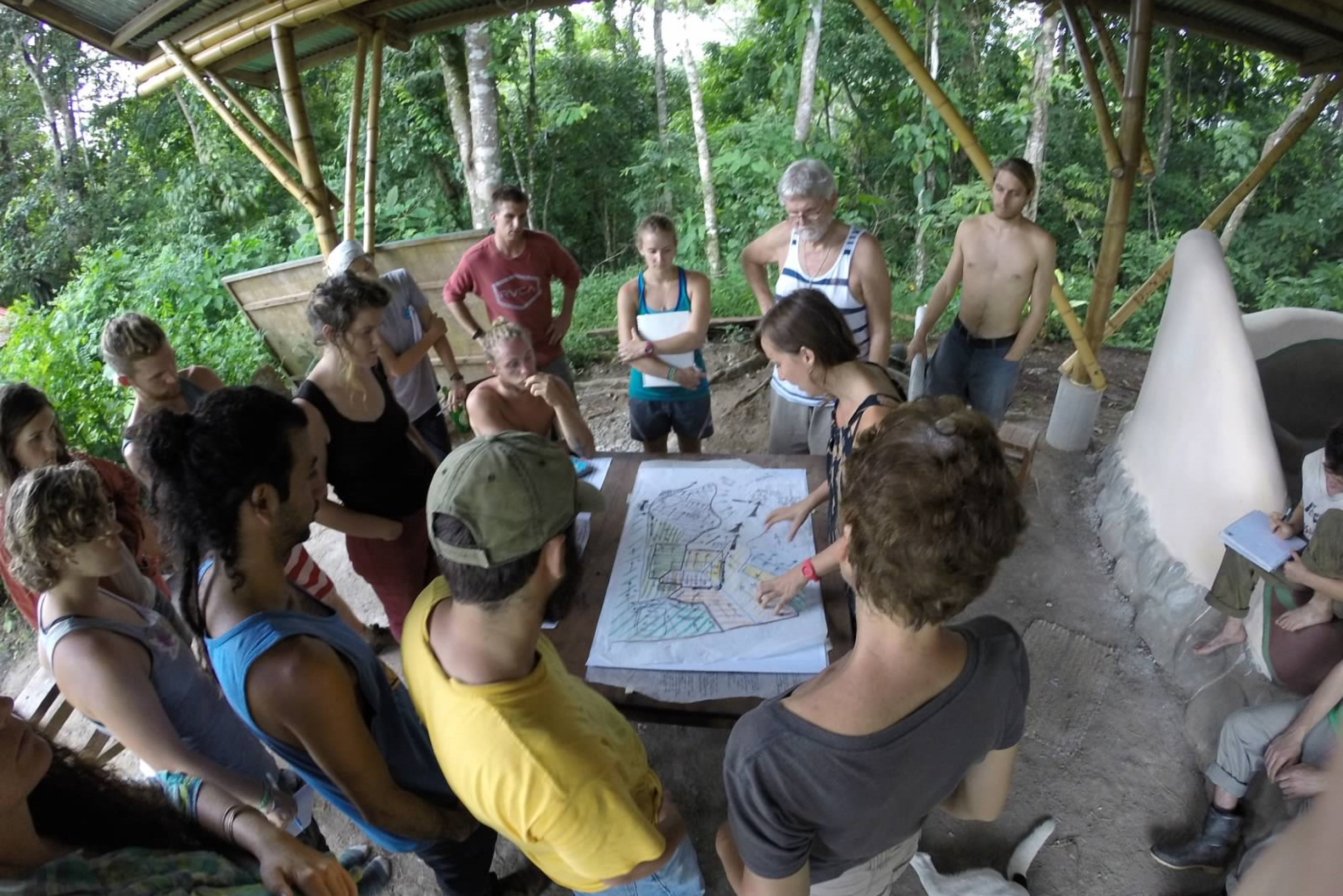 Permaculture Design Course Costa Rica