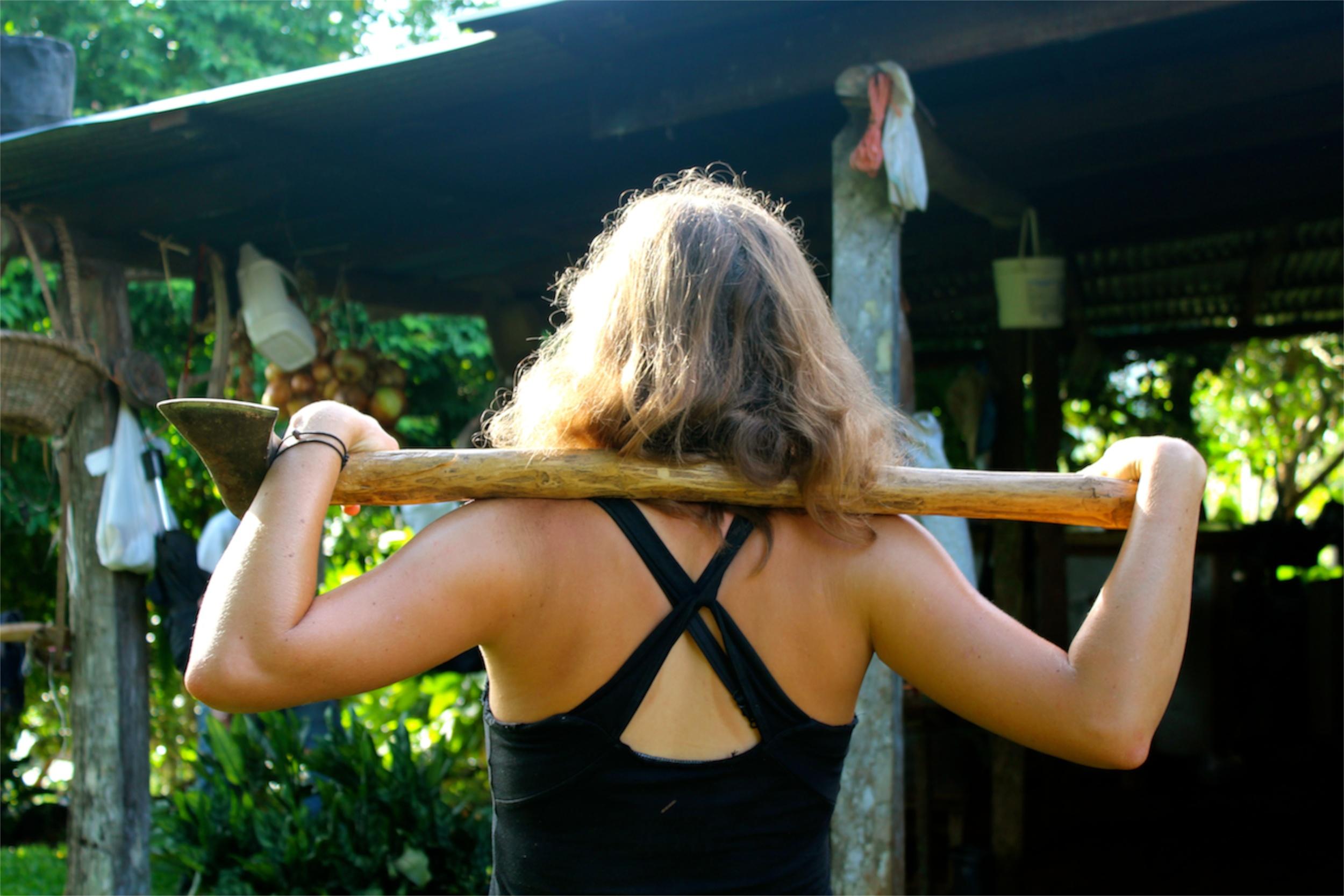 Permaculture Practice Costa Rica