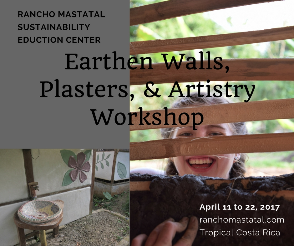 earth building workshop