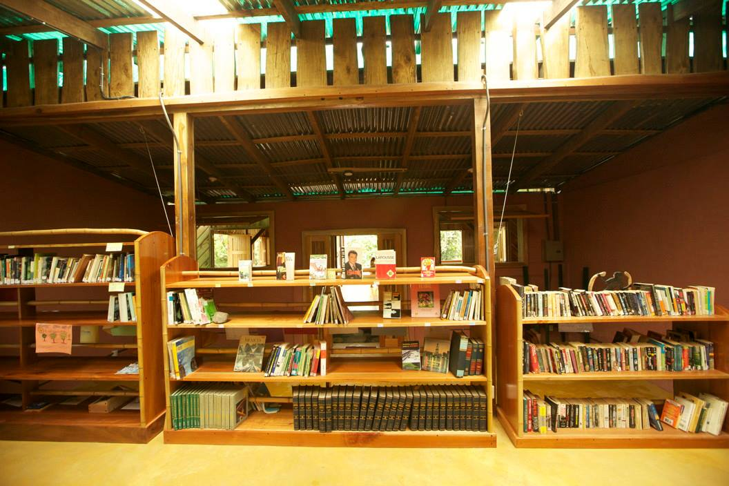 Mastatal's Local Library