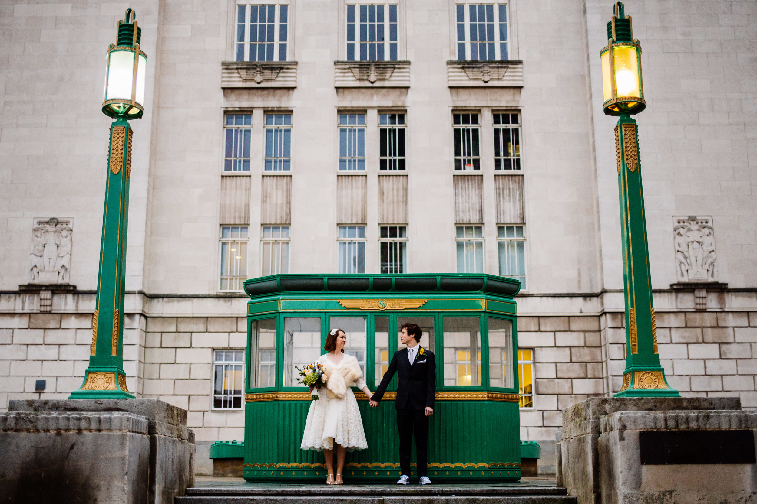JENN & JOE - St Georges hall and Oh My Oh My, Liverpool
