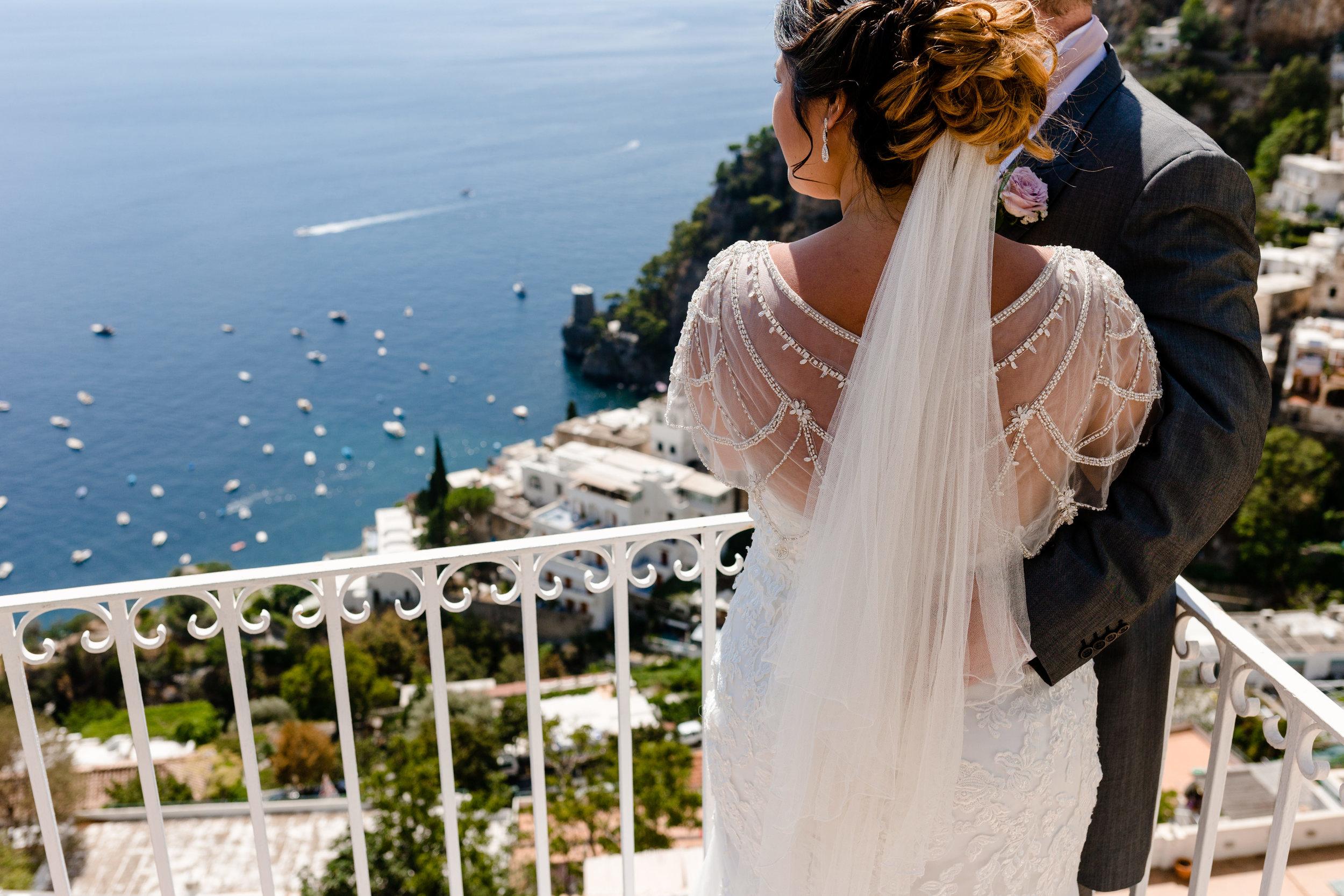 JADE & ANDY - Italian wedding, Positano & Sorrento