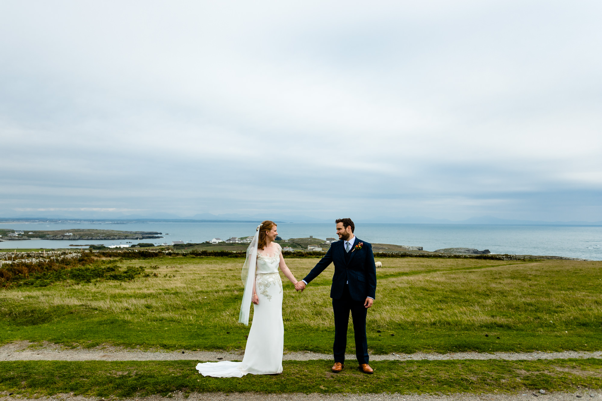STEF & SIMON - Tipi in Rhyoscolyn, Anglesey