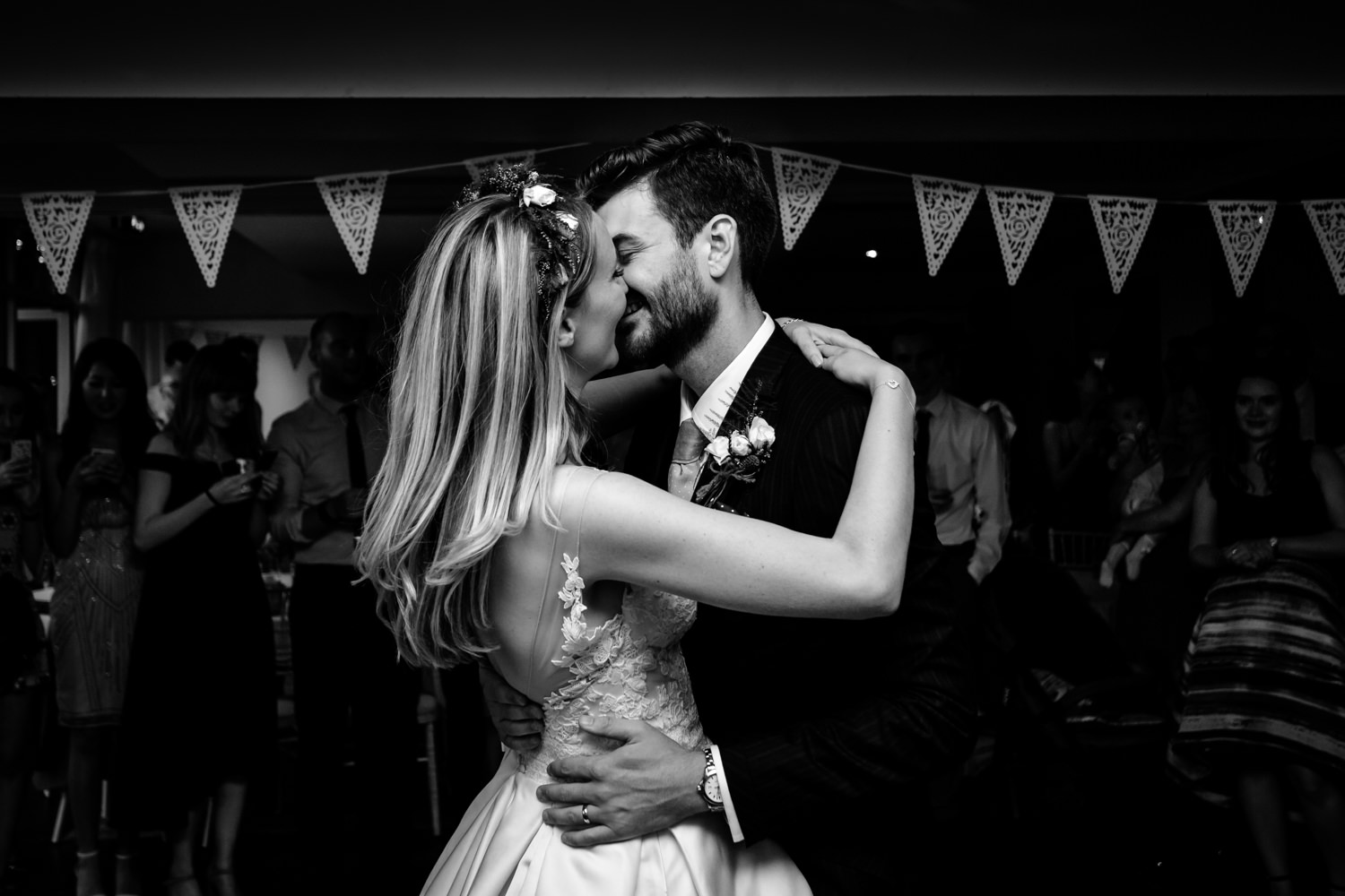 First Dance, Whirlowbrook Hall wedding photography