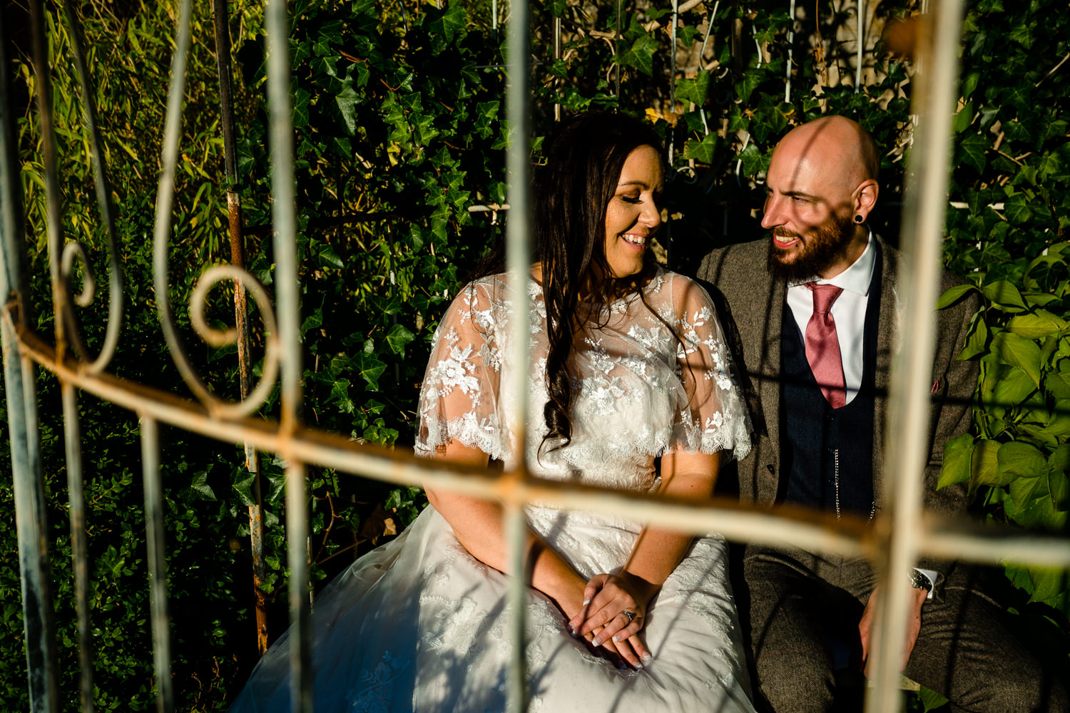 Rochdale wedding photographs at Bella Vista Restaaurant