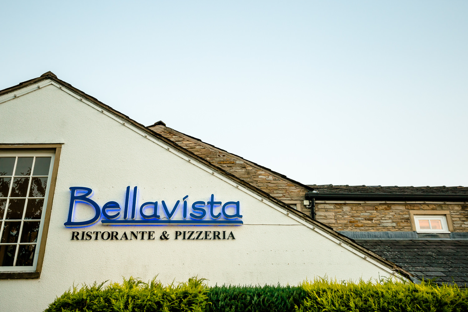 Bellavista restaurant, a wedding venue in Rochdale