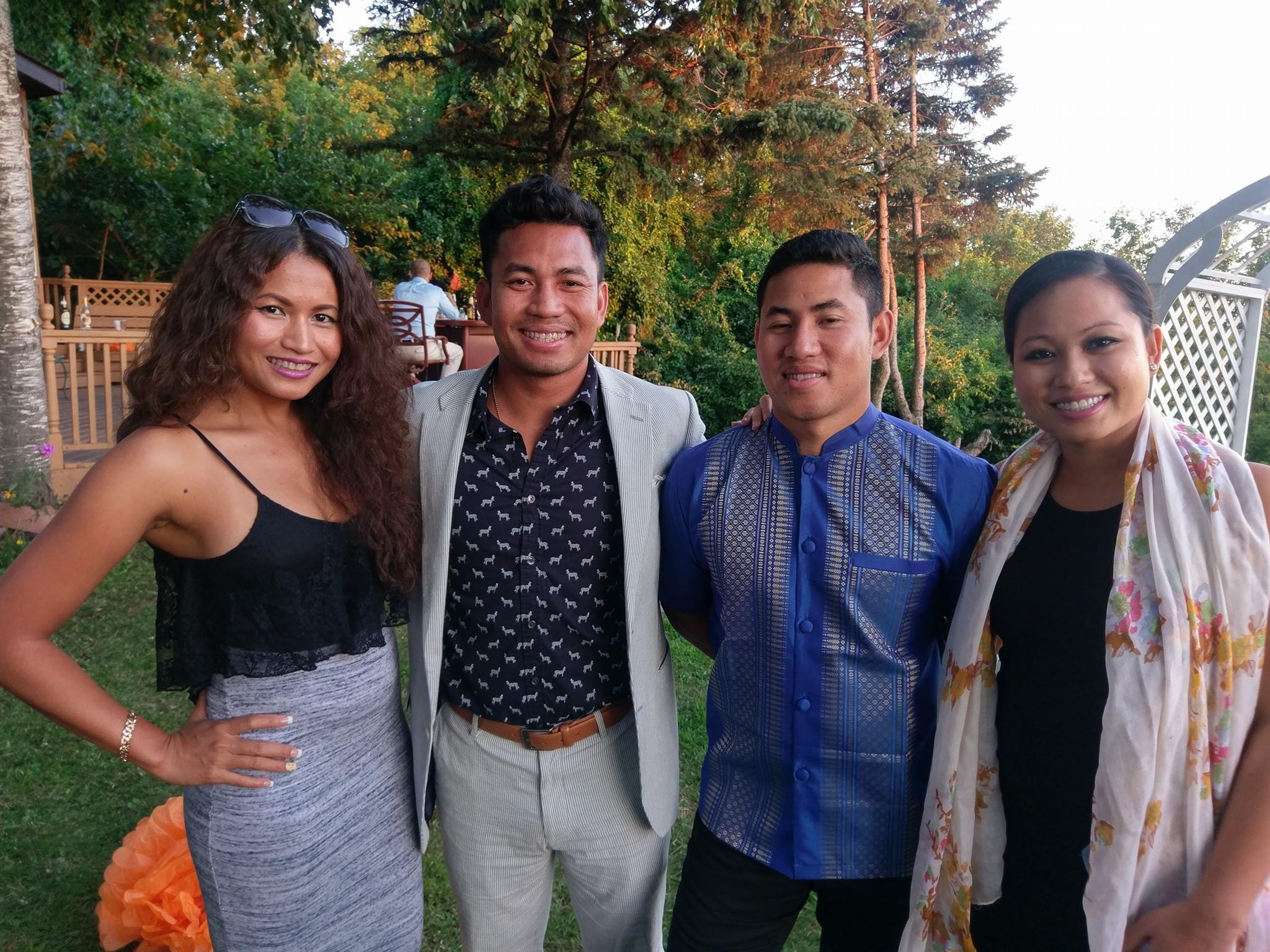 Me and my siblings.