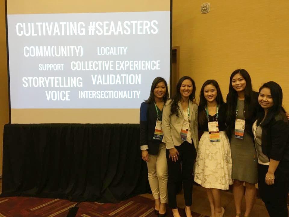 SEAASTER Scholars at NASPA.