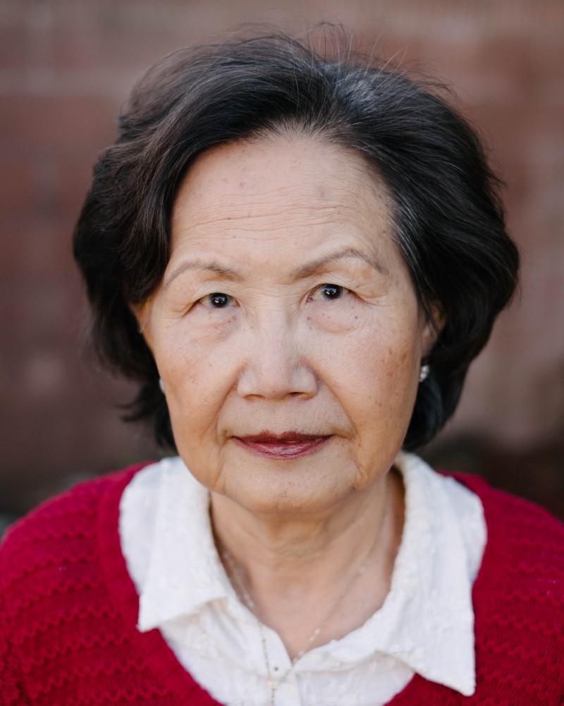 My mom, Huoy Lor.