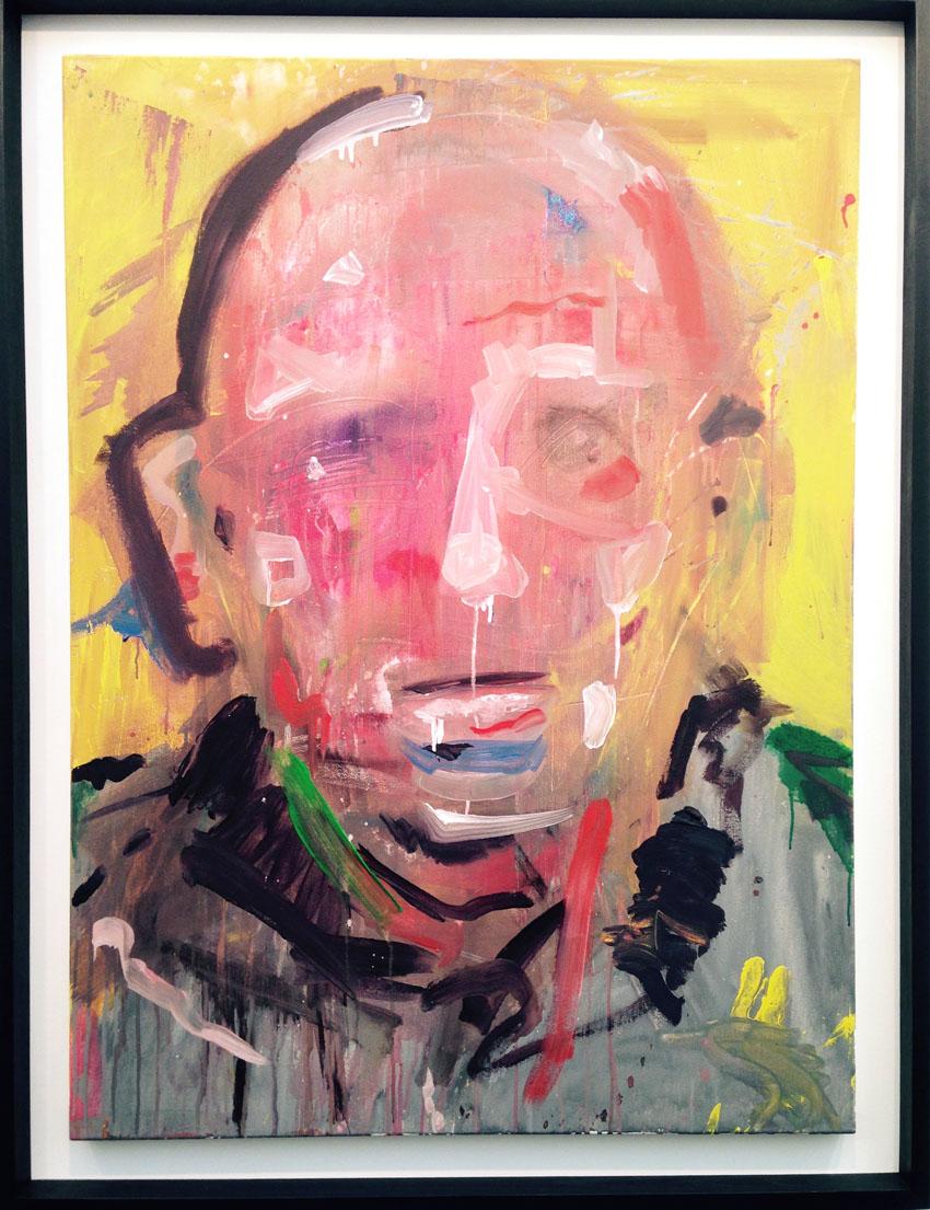 Charles Harrison, Paroxysm. Woodbine Contemporary Arts