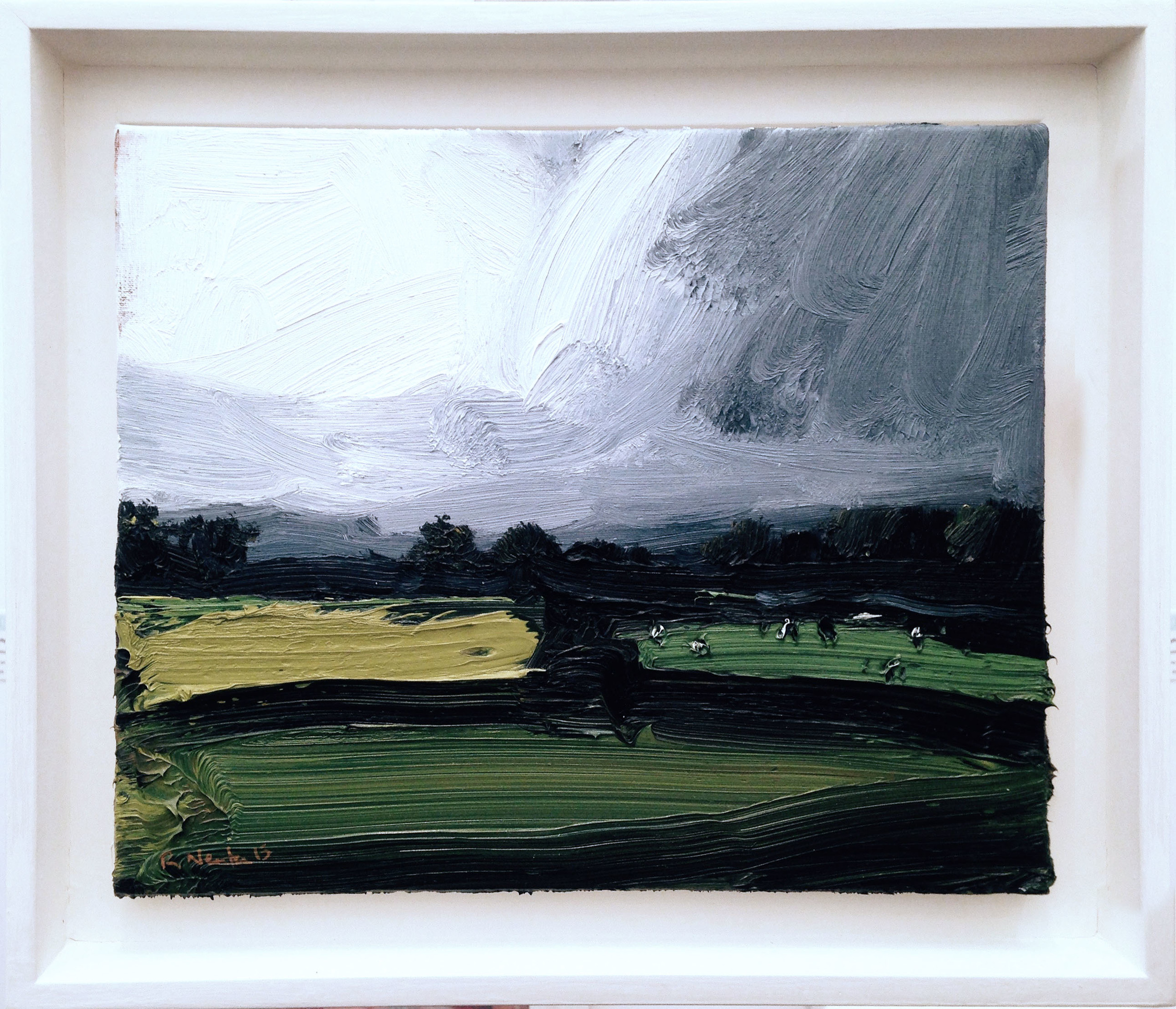 Robert Newton, 'Last Summer' Lime Tree Gallery