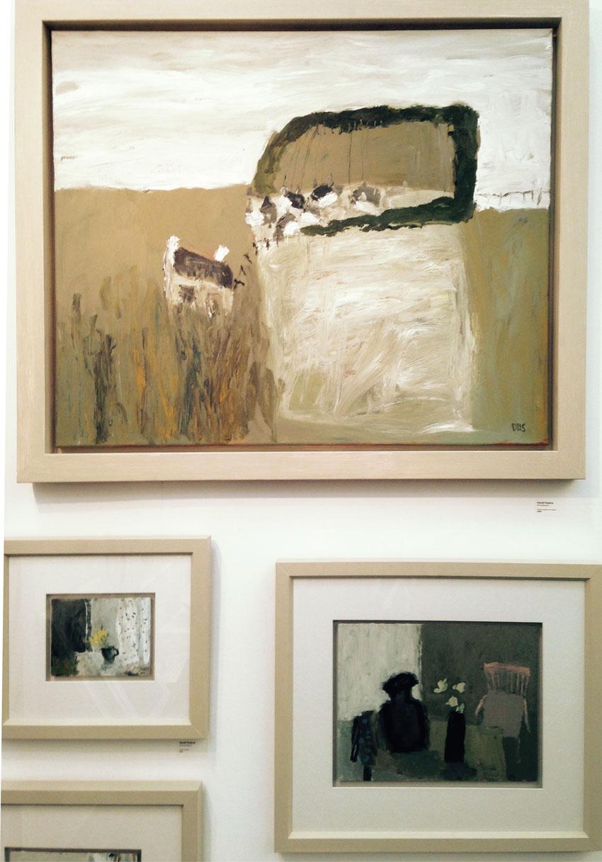 David Pearce, 'Hill Settlement' Badcocks Gallery