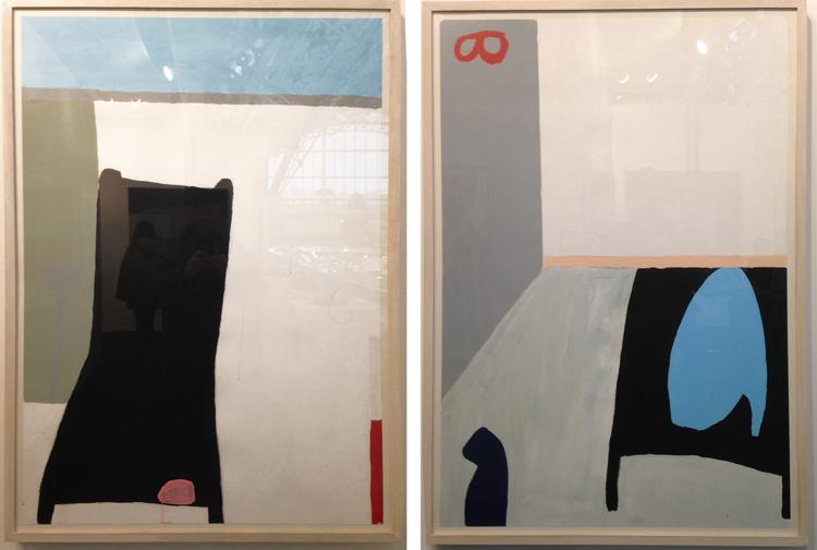 Mai Britt Wolthers – Untitled 25 / 26 (2014) LAMB Arts