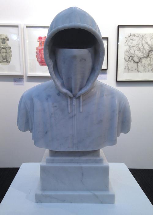 Chris Mitton – Hoodie (2014) TAG Fine Arts