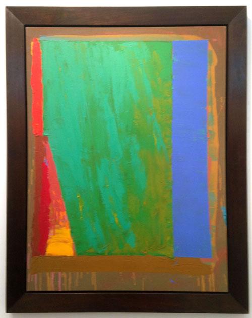 John Hoyland – Untitled (1976)