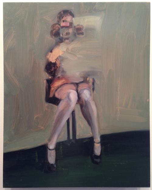 Marijke Vasey – Untitled (2014) GBS Fine Art Ltd