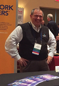 ChemSpec's Anthony Mariniello, Technical Sales Manager
