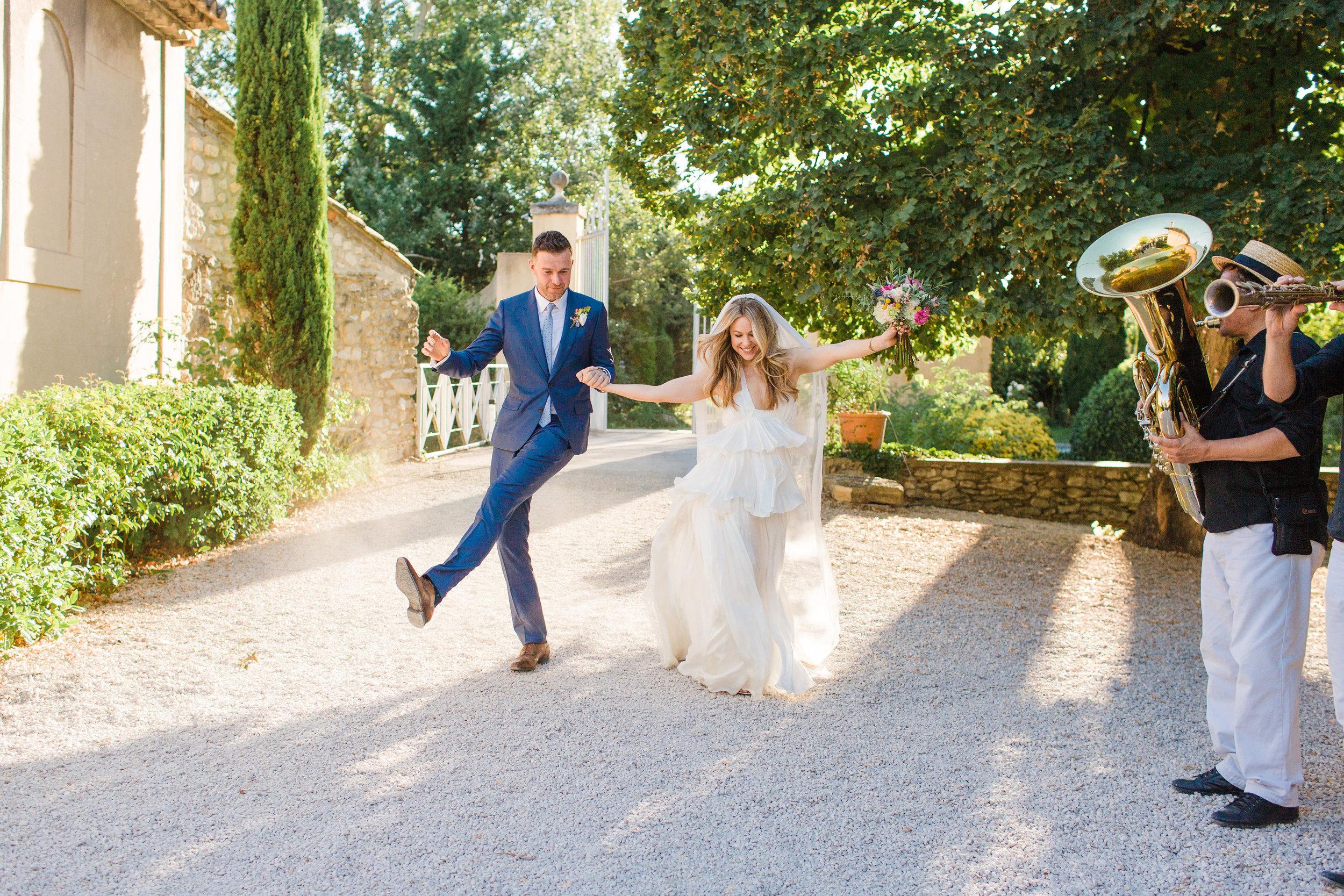 Destination Wedding, Blanche Fleur, Provence