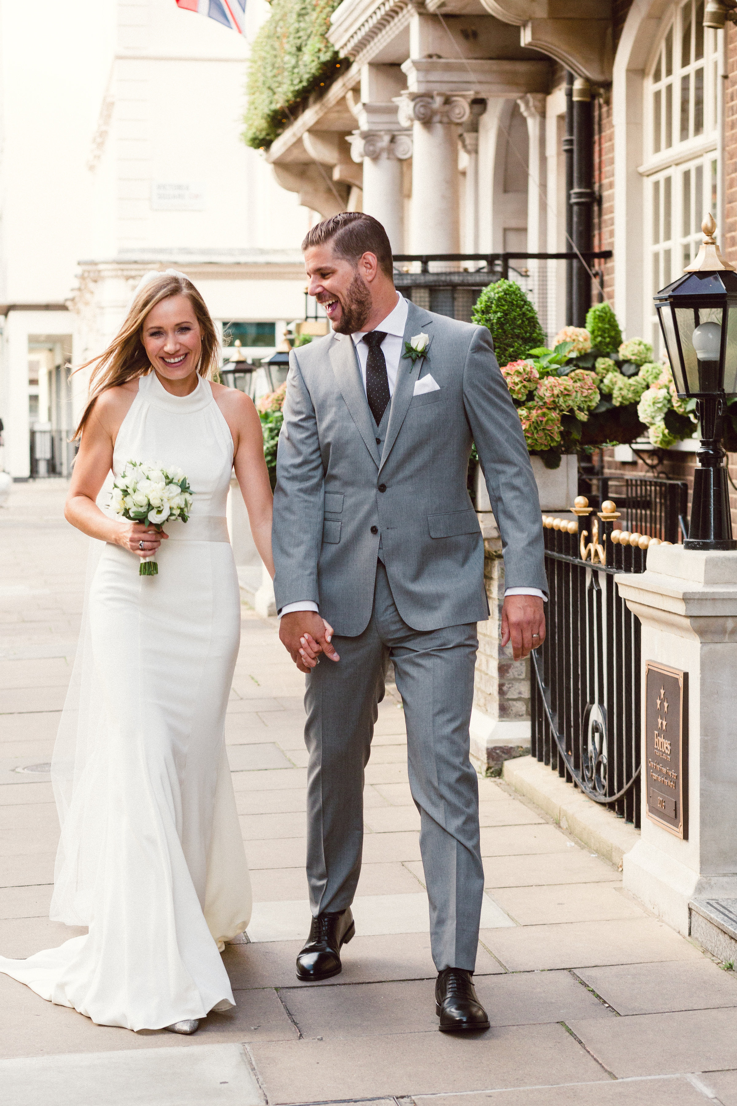 Goring Hotel Wedding, London