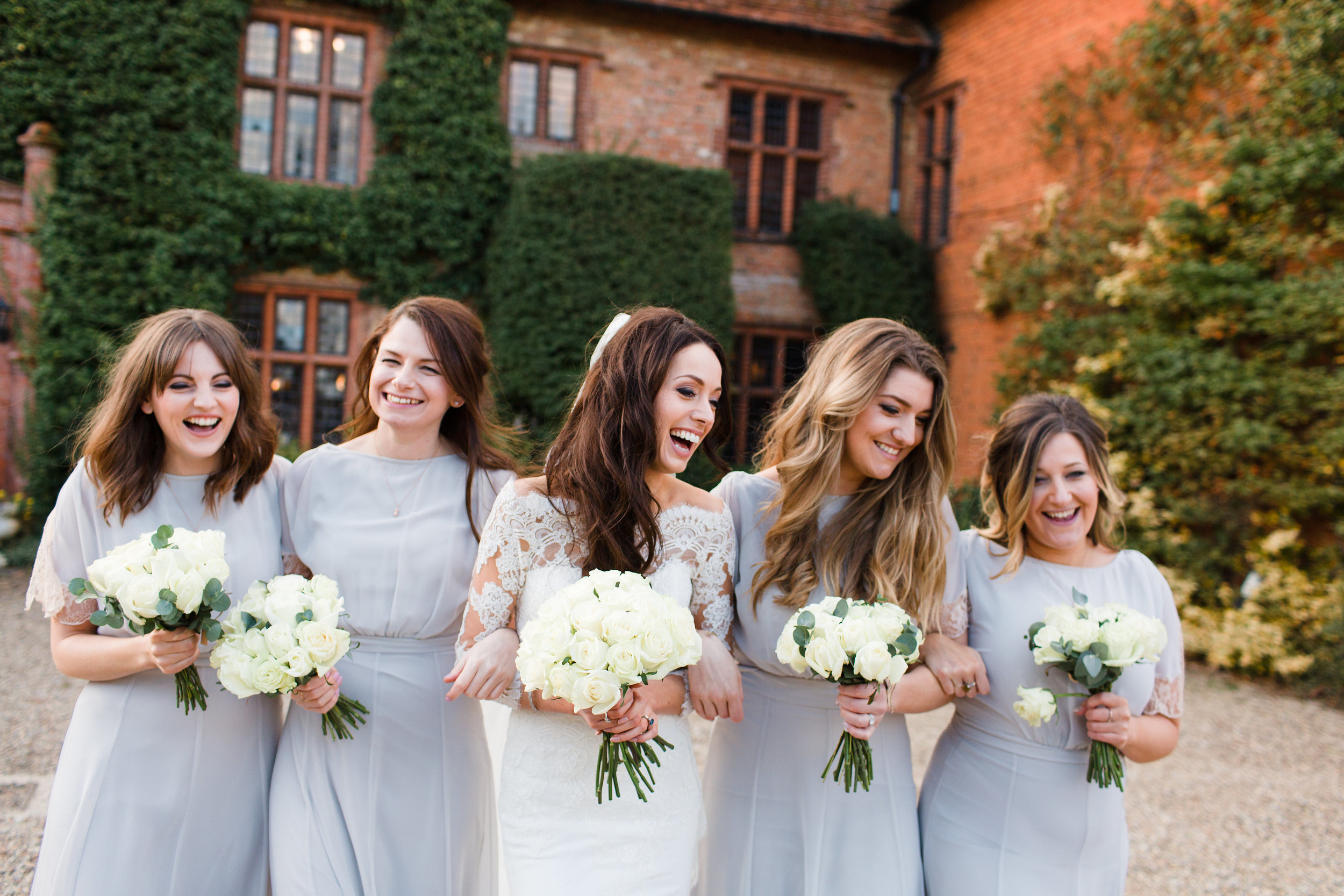 Woodhall Manor Wedding, Suffolk