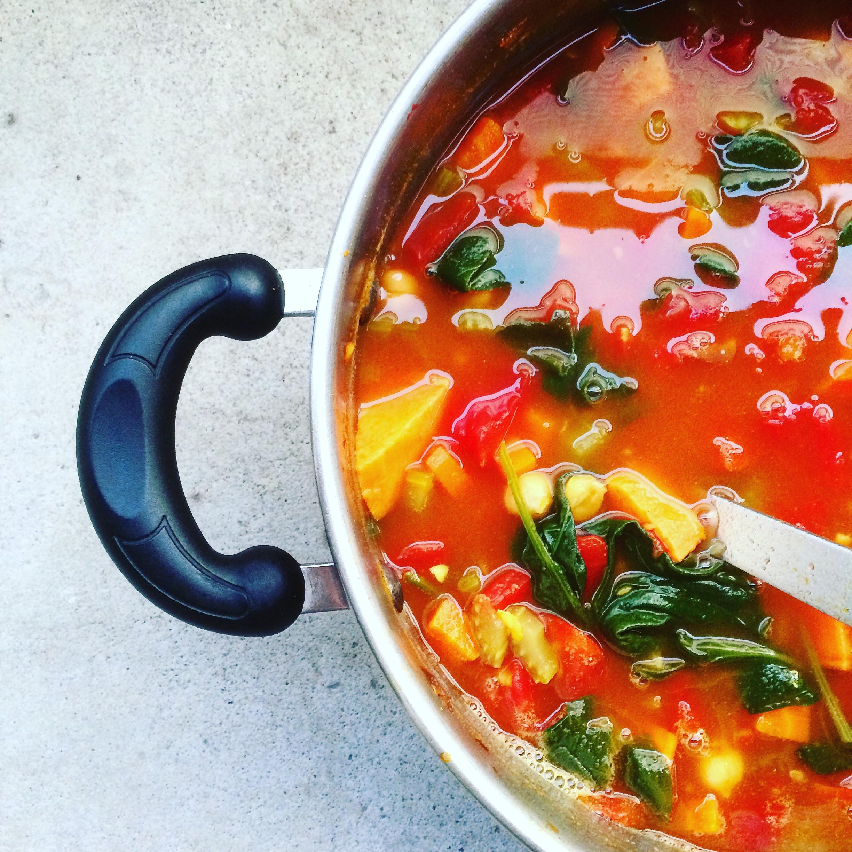 On Mondays I make soup ❤️