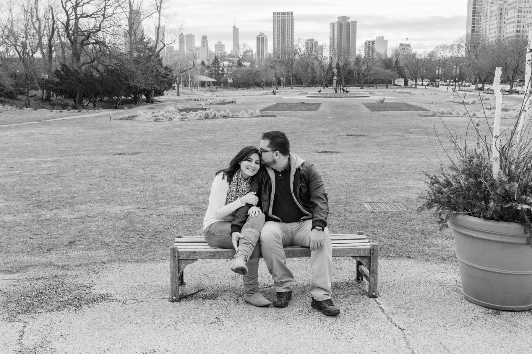Surprise Proposal Photo