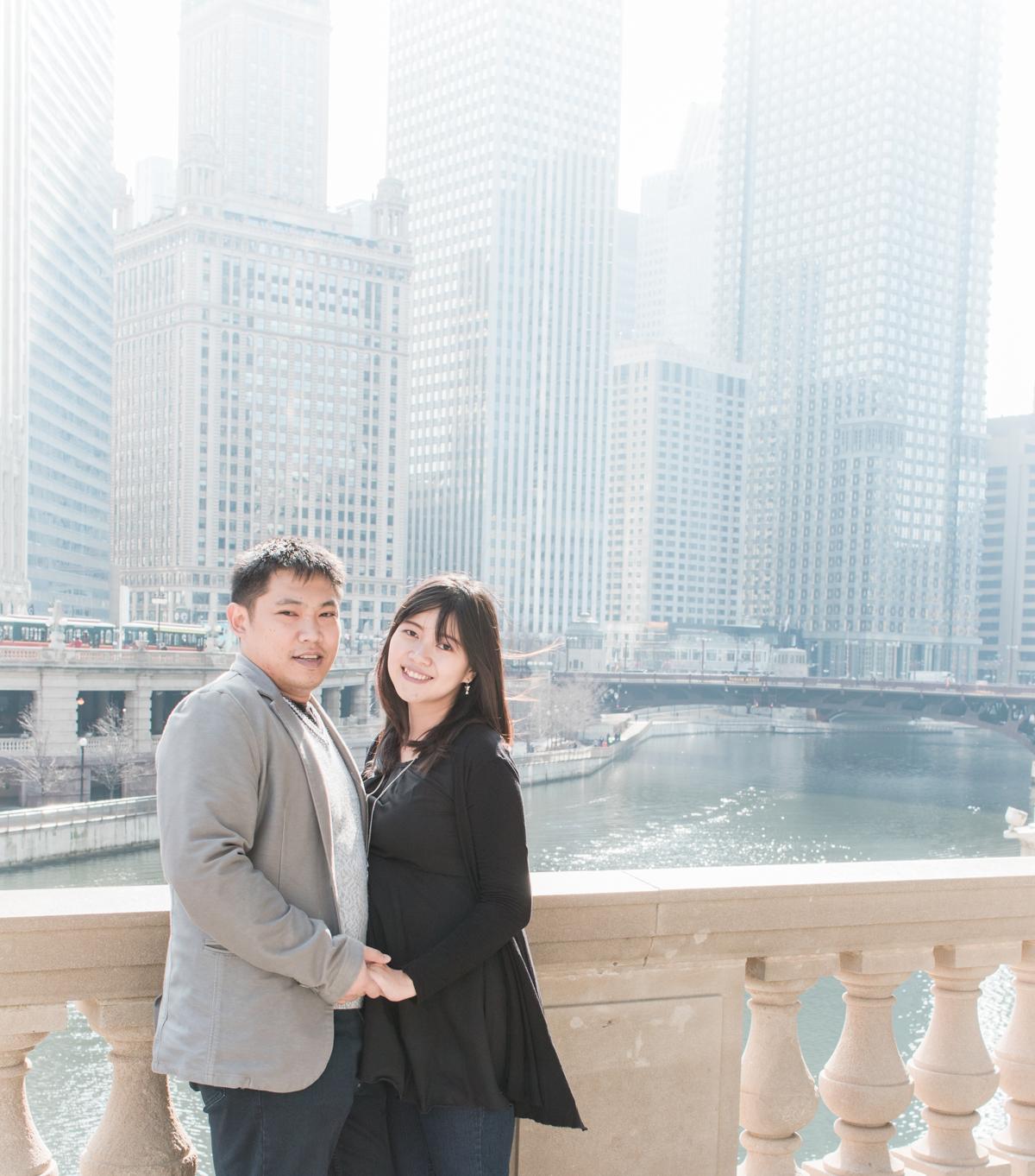 Chicago River Photo