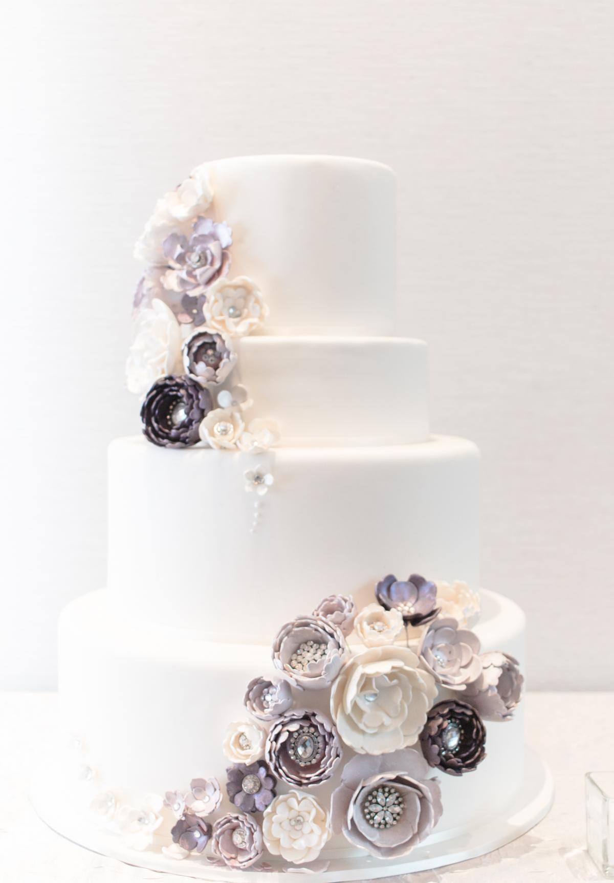 Amy Beck Wedding Cake