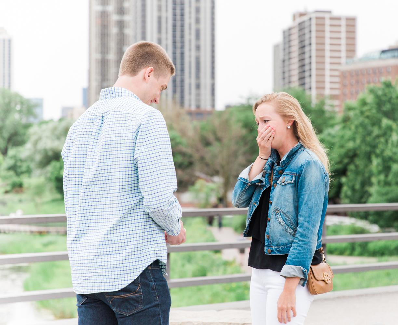 Bonphotage Lincoln Park Proposal Photographer