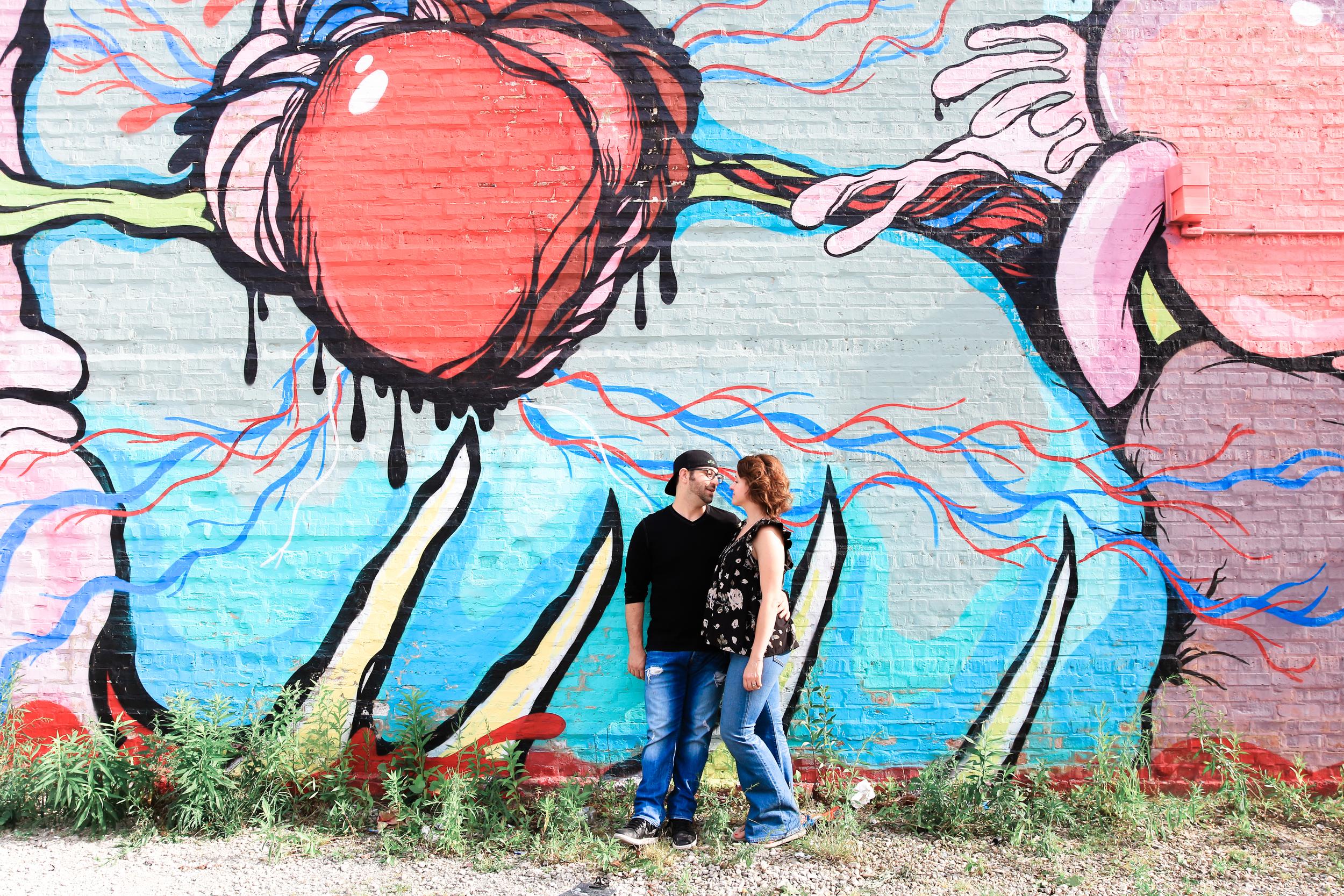 Chicago Bonphotage Engagement Photography