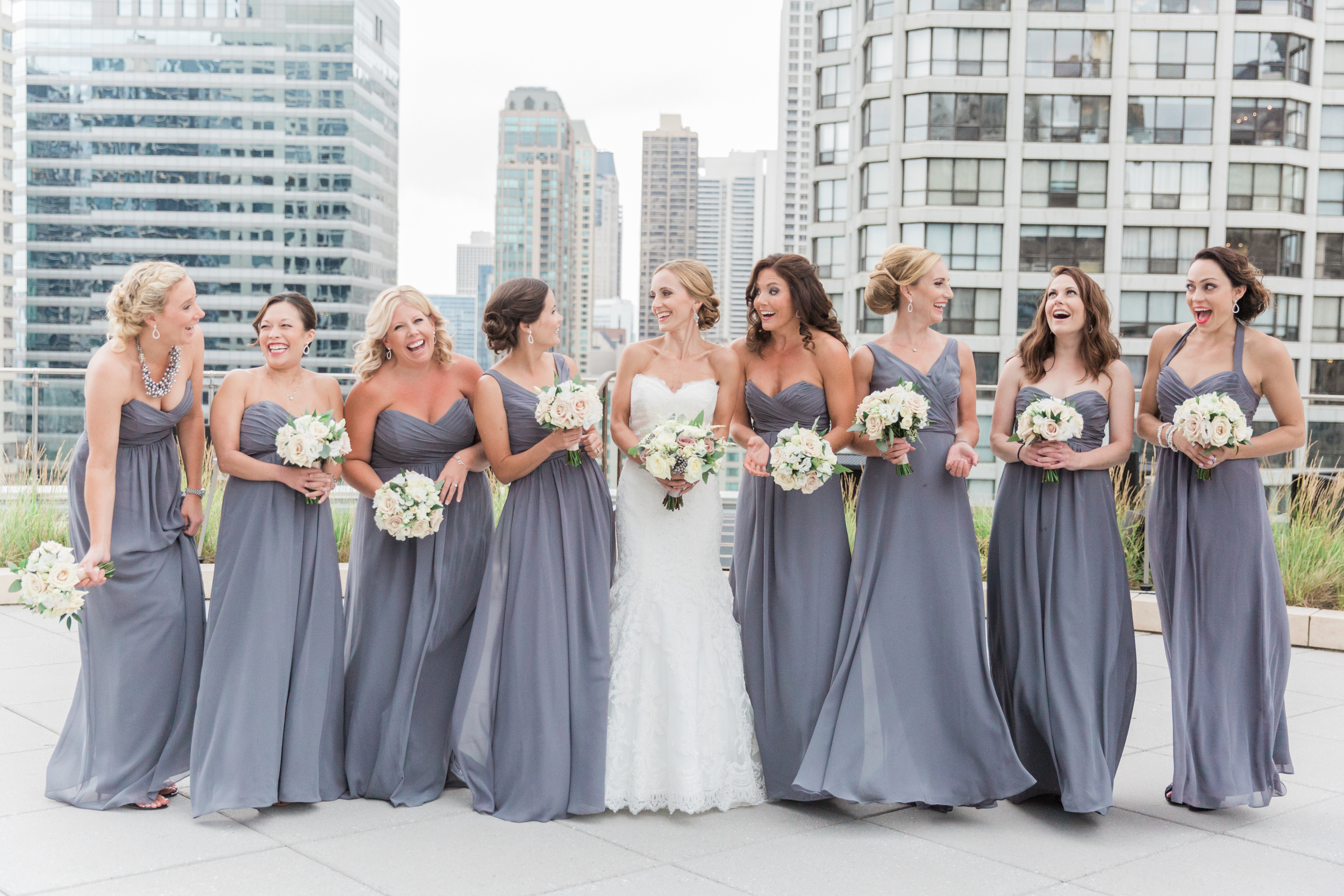 Bonphotage Wedding Photography - Trump Hotel Chicago