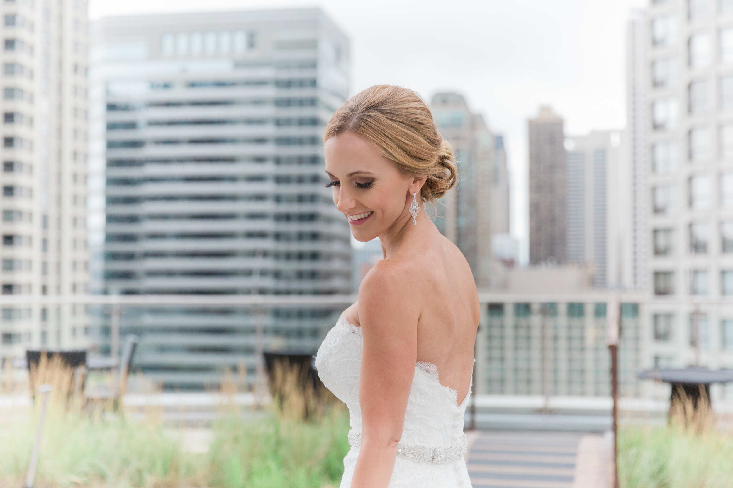 Bonphotage Wedding Photograph - Trump Hotel Chicago