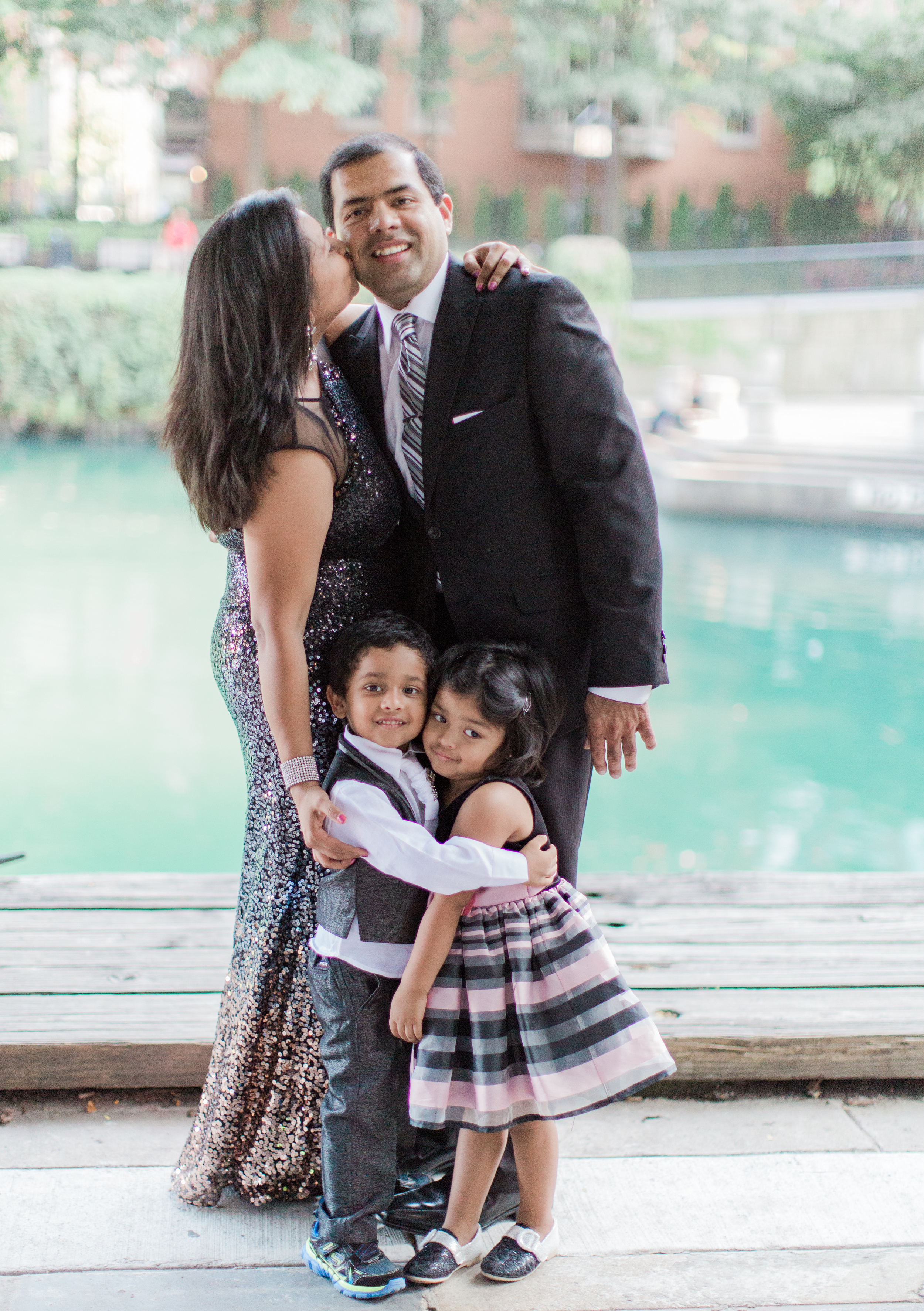 Chicago Family Portrait