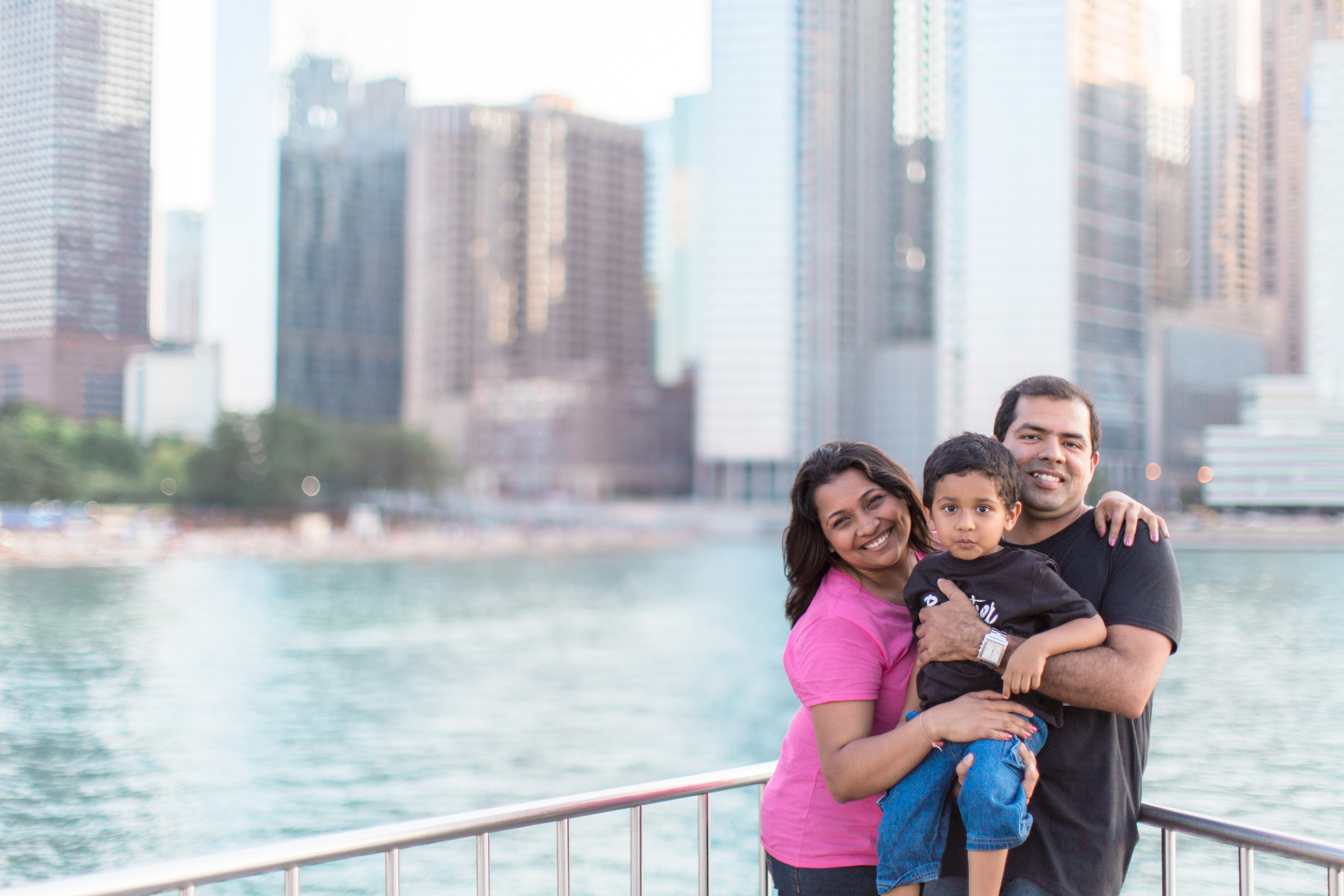 Chicago Fine Art Family Photography