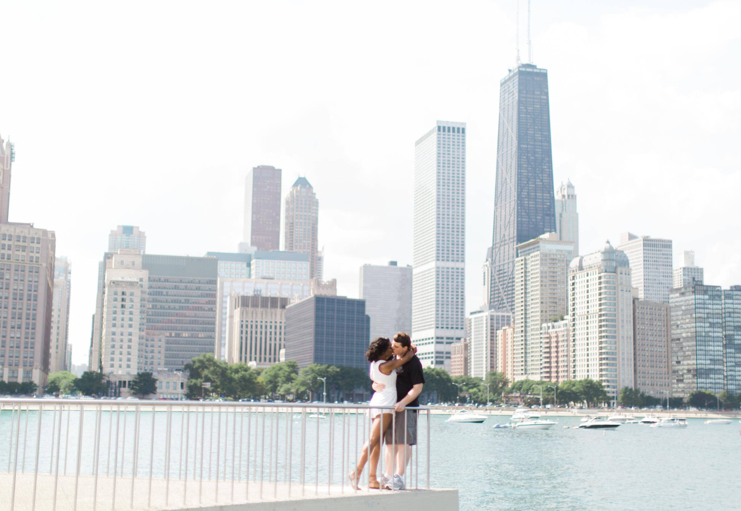 Bonphotage Chicago Engagement