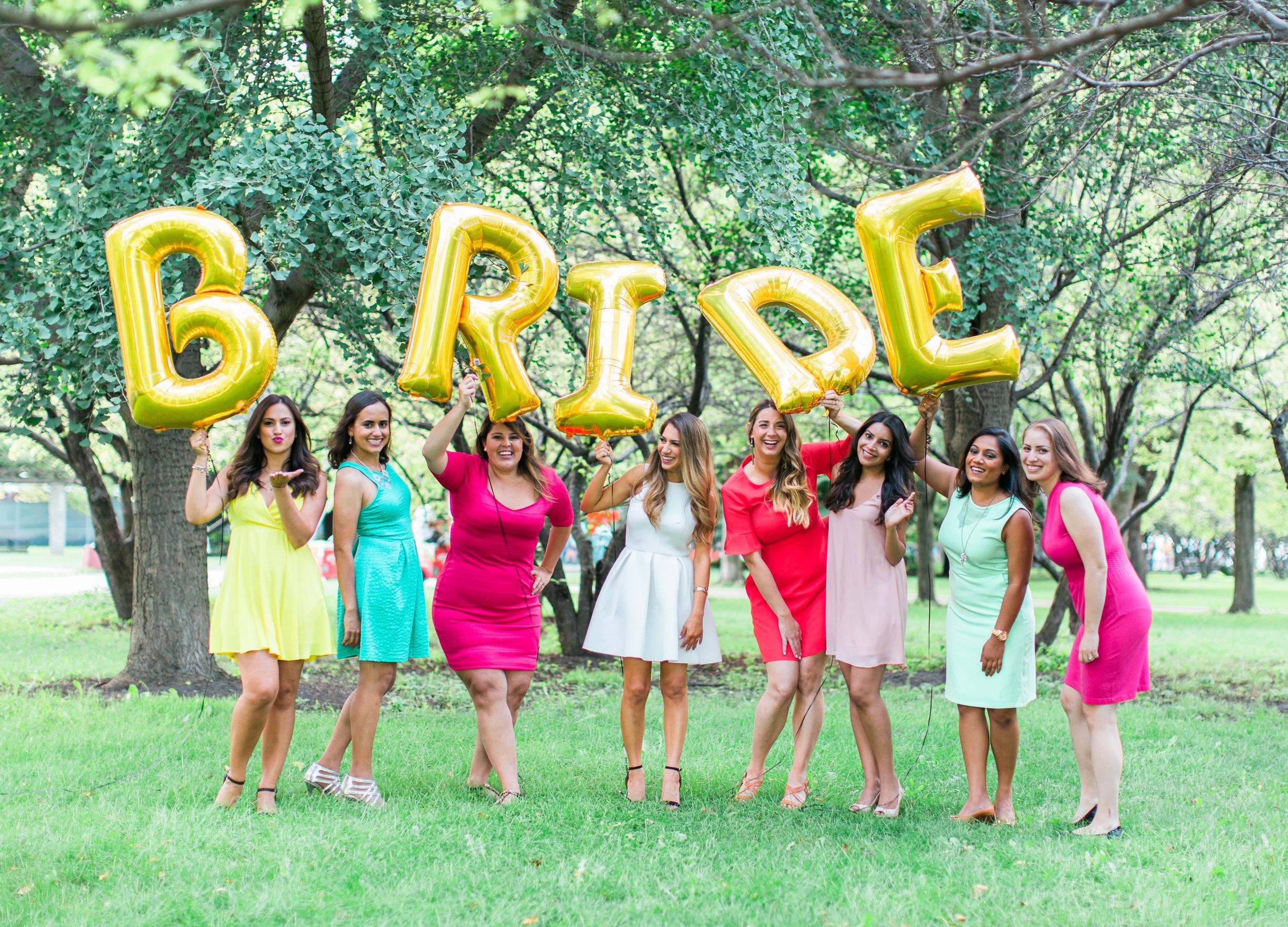 Bonphotage Bridal Shower Photography