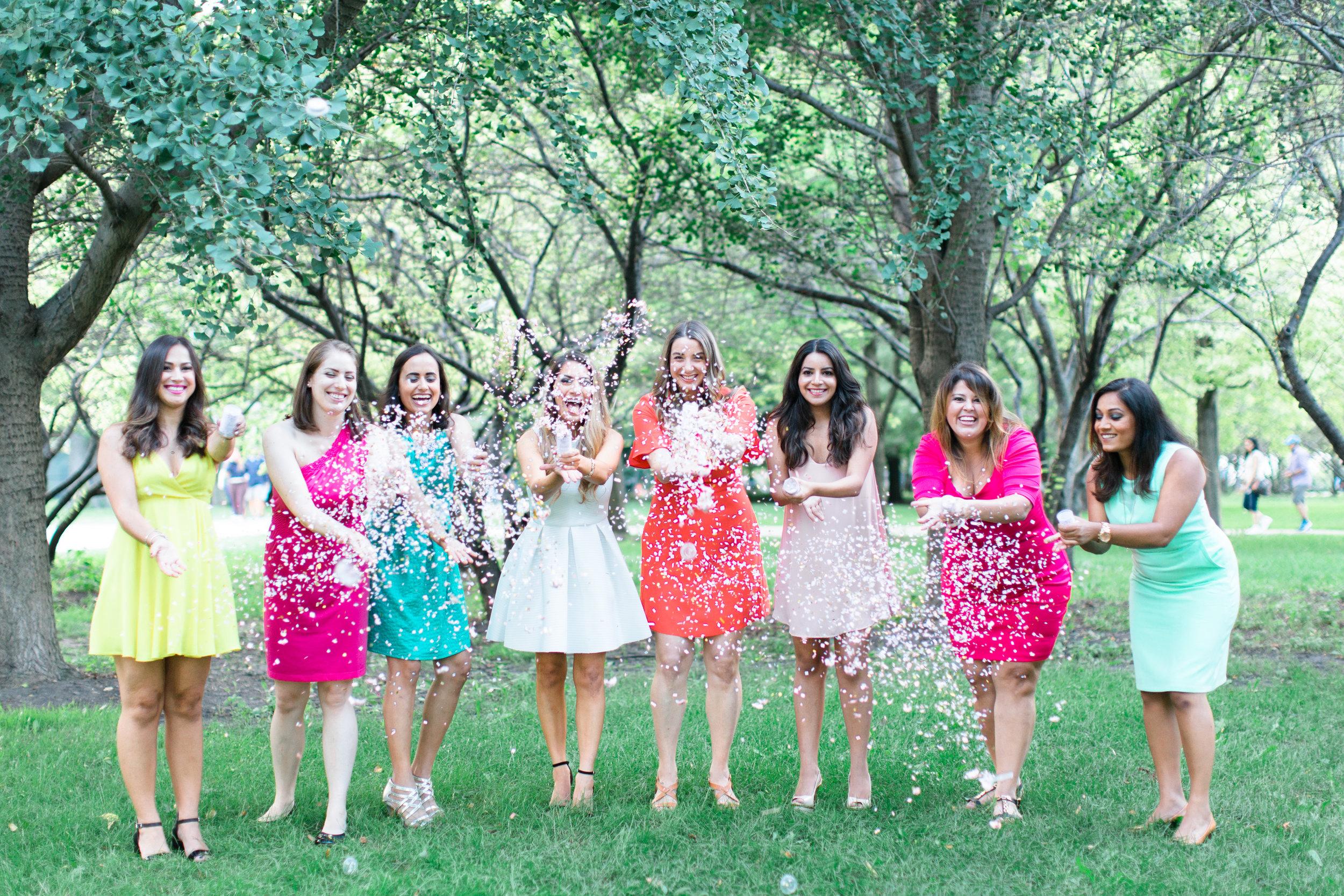 Bonphotage Chicago Bridal Shower Photography