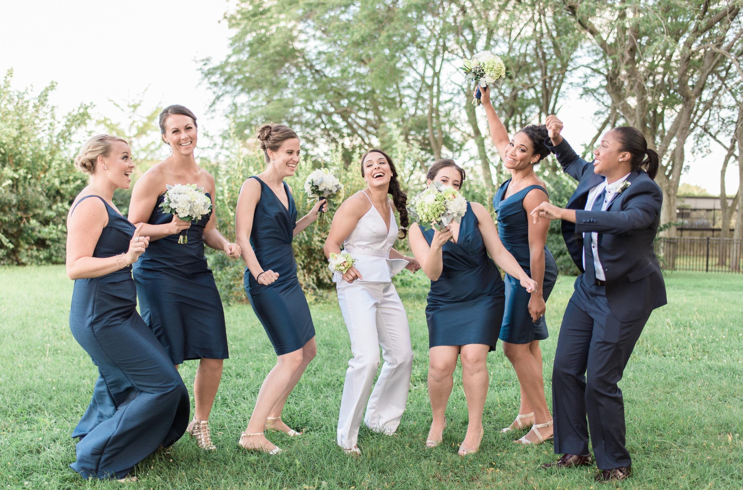 Bonphotage Wedding Photography - Milton Lee Olive Park