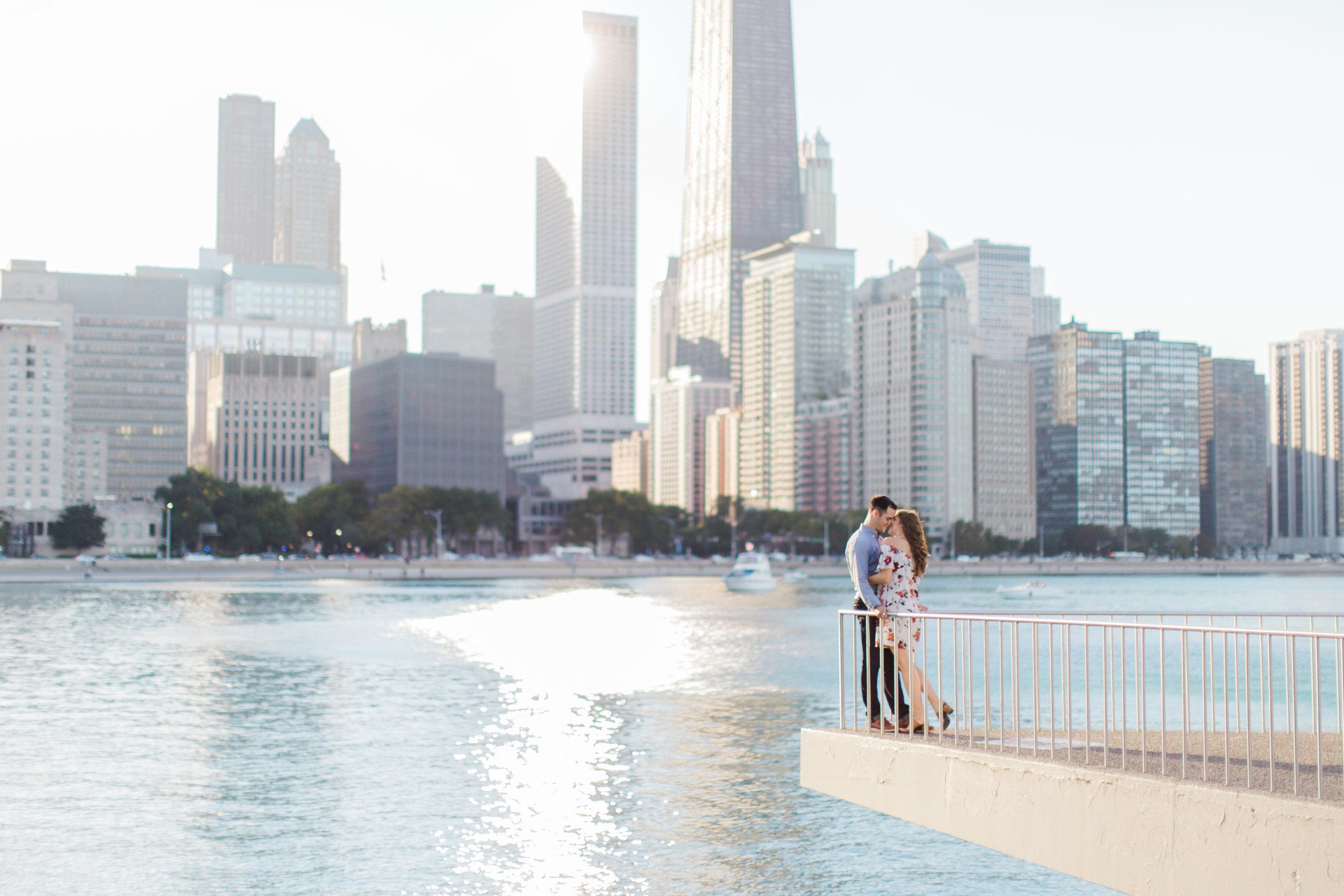Bonphotage Engagement Photograph